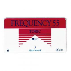frequency-55-toric-xr contacts