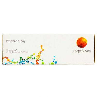 proclear 1 day 30-pack