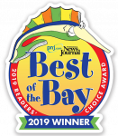 Best of the Bay Award 2019
